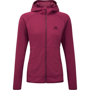 Mountain Equipment Calico Hooded Jacket Dam cranberry cranberry