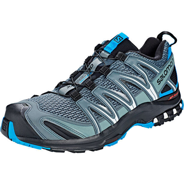 Salomon XA Pro 3D Shoes Herr stormy weather/black/hawaiian surf