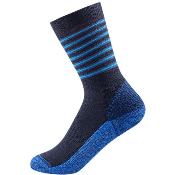 Devold Multi Medium Socks Barn mistralstripe