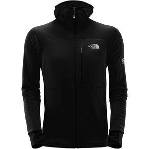 The North Face L2 Proprius Fleece Hoodie Jacket Herr tnf black tnf black