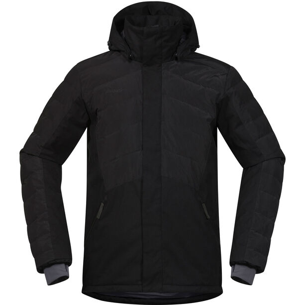 Bergans Brager Down Insulated Jacket Herr black