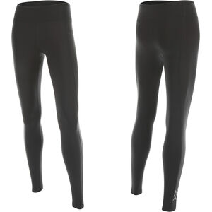 2XU Active Compression Tights Dam Black/silver Black/silver