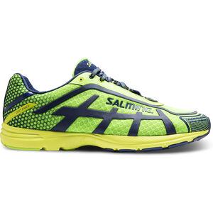Salming Distance D5 Shoes Herr gecko green gecko green