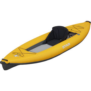 NRS STAR Paragon Inflatable Kayak yellow yellow
