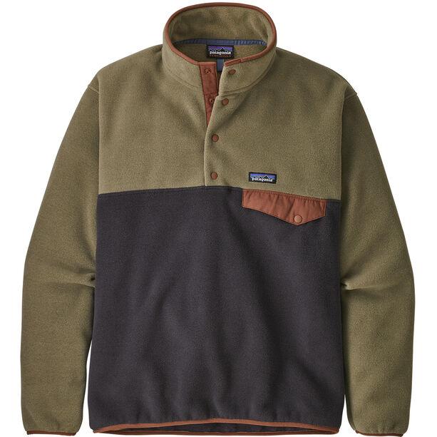 Patagonia Lightweight Synchilla Snap-T Pullover Herr Sage Khaki
