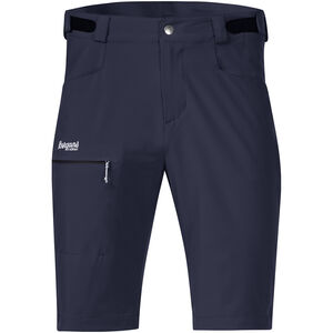 Bergans Slingsby LT Softshell Shorts Herr dark navy/white dark navy/white