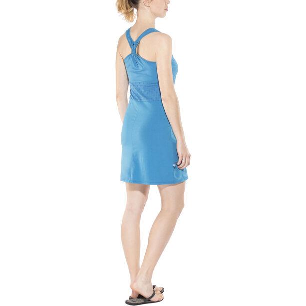 E9 Andy Solid Dress Dam cobalt-blue