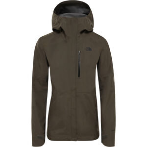 The North Face Dryzzle Jacket Dam new taupe green new taupe green