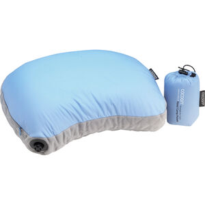 Cocoon Air Core Hood/Camp Pillow Ultralight light-blue/grey light-blue/grey