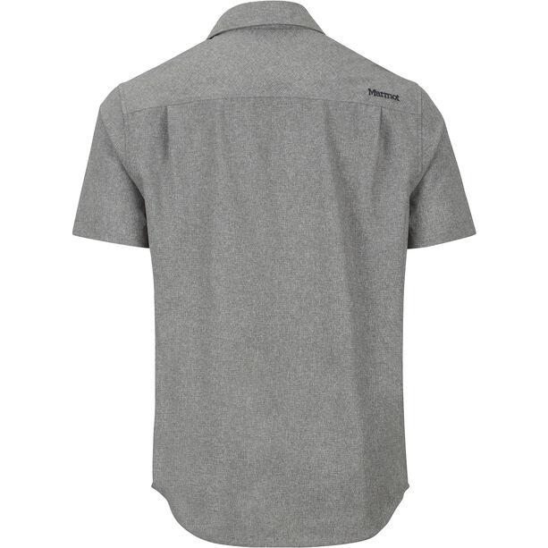 Marmot Aerobora SS Shirt Herr cinder