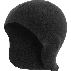 Woolpower 400 Helmet Cap black black