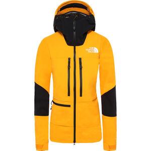 The North Face L5 Jacket Dam knockout orange/tnf black knockout orange/tnf black