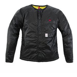 Topo Designs Puffer Cardigan Herr black black