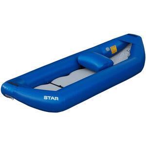 NRS STAR Seminole I Inflatable Kayak blue blue