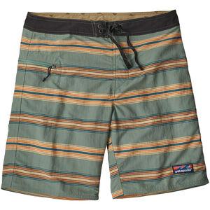 Patagonia Wavefarer Boardshorts Herr tarkine stripe/tasmanian teal tarkine stripe/tasmanian teal