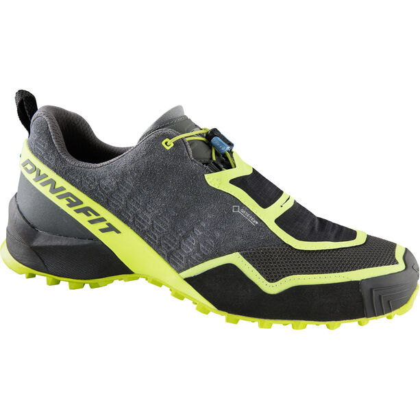 Dynafit Speed MTN GTX Shoes Herr carbon/fluo yellow