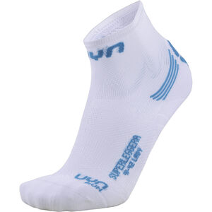 UYN Run Superleggera Socks Socks Dam white/turquoise white/turquoise