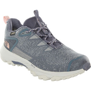 The North Face Ultra Fastpack III GTX Woven Shoes Dam grisaille grey/pink salt grisaille grey/pink salt
