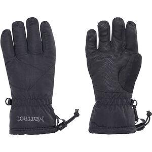 Marmot Glade Gloves Pojkar black black