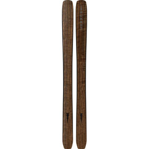 Forest Skis Perun Twintip (116mm) walnut walnut