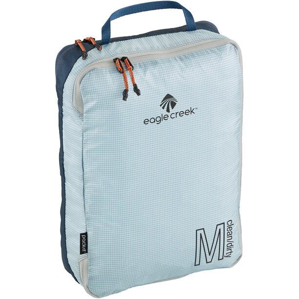 Eagle Creek Pack-It Specter Tech Clean/Dirty Cube M indigo blue
