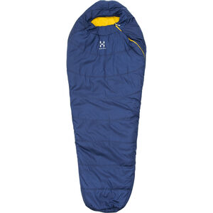 Haglöfs Tarius +1 Sleeping Bag hurricane blue hurricane blue