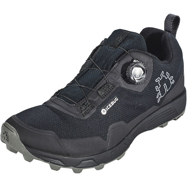 Icebug Rover RB9X GTX Shoes Herr black/slate gray