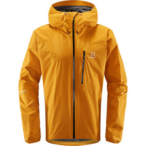 Haglöfs L.I.M Jacket Herr Desert Yellow Desert Yellow