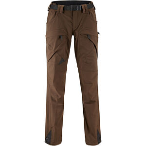 Klättermusen Gere 2.0 Pants Regular Dam dark coffee dark coffee