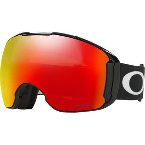 Oakley Airbrake XL Snow Goggles Herr jet black/prizm torch iridium & prizm sapphire iridium jet black/prizm torch iridium & prizm sapphire iridium