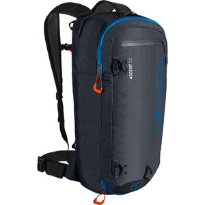 Ortovox Ascent 22 Backpack black anthracite black anthracite
