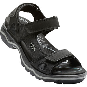 Keen Rialto 3 Point Sandals Herr black/neutral gray black/neutral gray