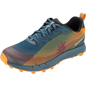 Icebug Oribi5 BUGrip Shoes Herr forest/tiger lily forest/tiger lily