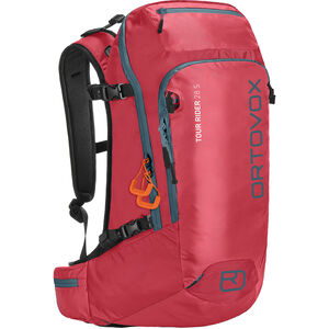 Ortovox Tour Rider 28 S Backpack hot coral hot coral