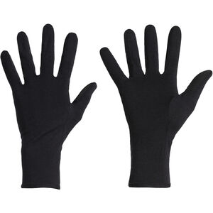 Icebreaker 260 Tech Liner Gloves black black
