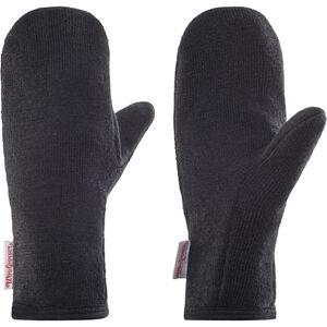 Woolpower 400 Mittens black black