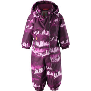 Reima Puhuri Overall Barn Deep Purple Deep Purple