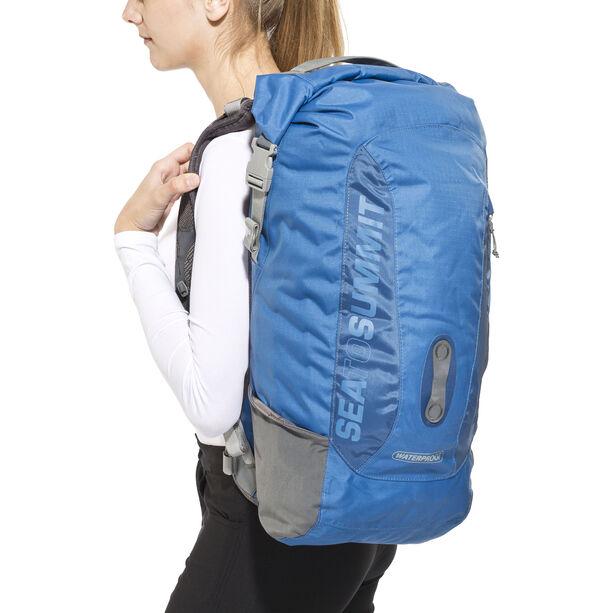 Sea to Summit Rapid Drypack 26l blue