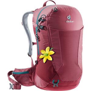 Deuter Futura 26 SL Backpack Dam cardinal-cranberry cardinal-cranberry