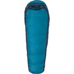 Marmot Trestles 30 Sleeping Bag Regular Barn turkish tile/denim turkish tile/denim