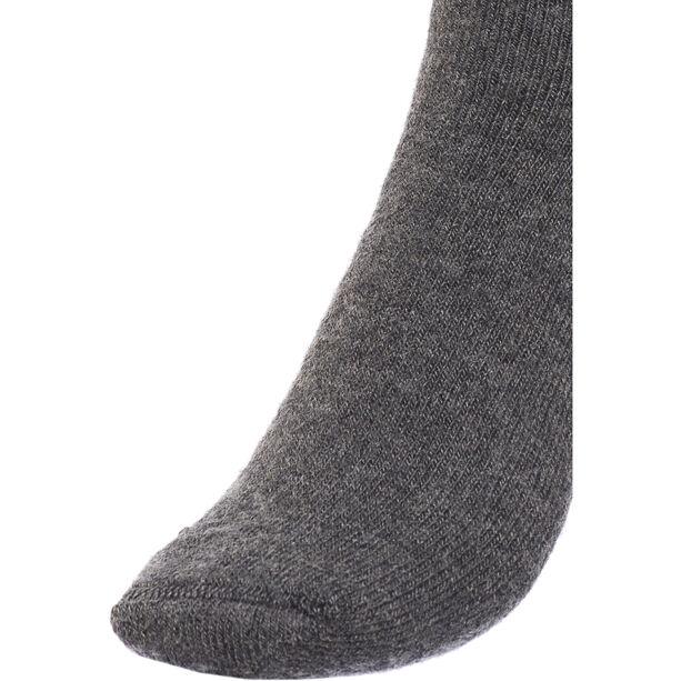 Woolpower 400 Classic Logo Socks grey