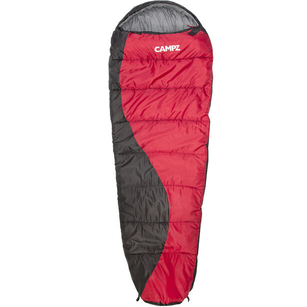 CAMPZ Desert Pro 300 Sleeping Bag red/black
