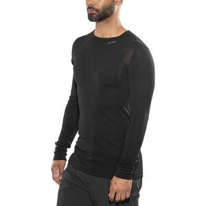 Devold Hiking Shirt Herr black black