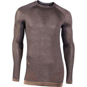 UYN Cashmere Silky UW LS Roundneck Shirt Herr celebrity gold celebrity gold