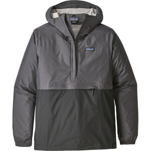 Patagonia Torrentshell Pullover Herr forge grey forge grey