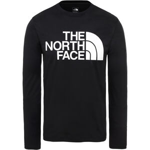 The North Face Flex II Big Logo LS Herr TNF Black/TNF White TNF Black/TNF White
