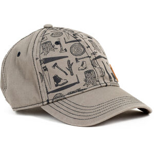 United By Blue Logger Baseball Hat earth brown earth brown