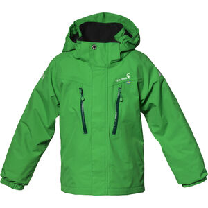 Isbjörn Storm Hard Shell Jacket Barn apple apple