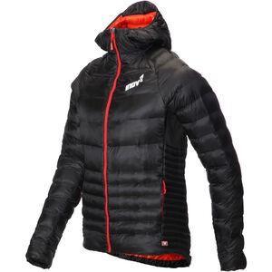 inov-8 Thermoshell Pro FZ Jacket Herr black/red black/red