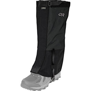 Outdoor Research Expedition Crocodile Gaiters Herr black black